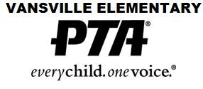 Vansville Elementary School PTA Logo